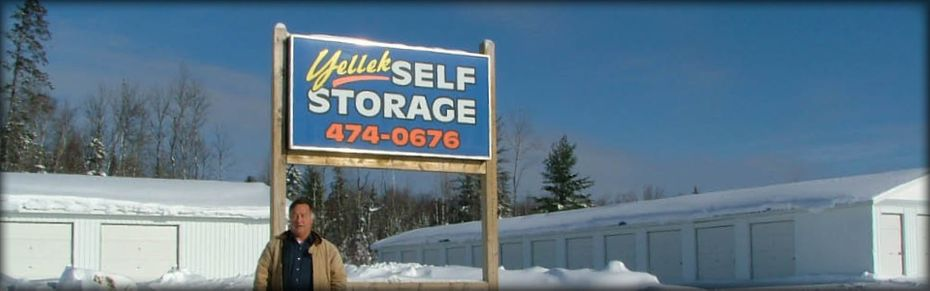 Self storage for North Bay & surrounding area