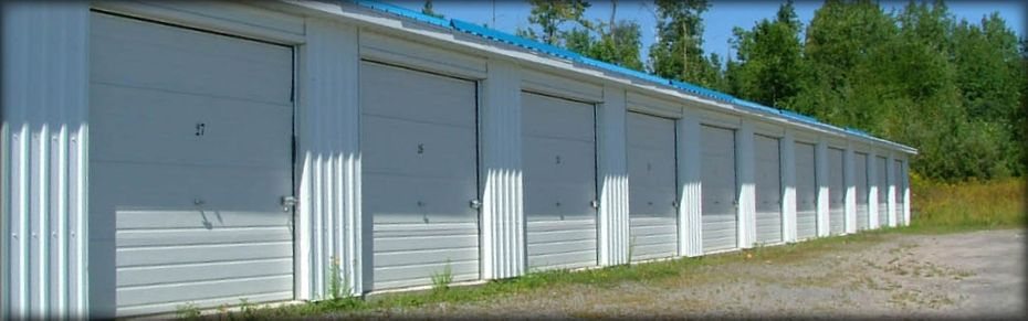 Outdoor cold storage units